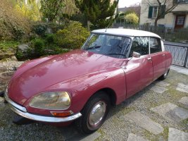 Citroen DS Super, 2Ltr., 5-Gang